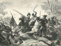 Om poker under den amerikanske borgerkrigen
